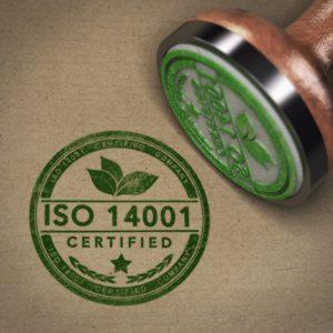 certifié iso 14001