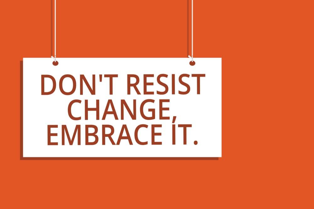 resistance au changement