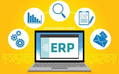 Qu'est ce qu'un ERP ?
