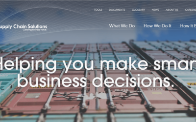Supply Chain Solutions : présentation