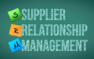 Le supplier relationship management