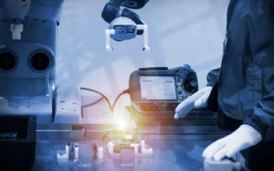 Cobot : le robot collaboratif au service de votre supply chain