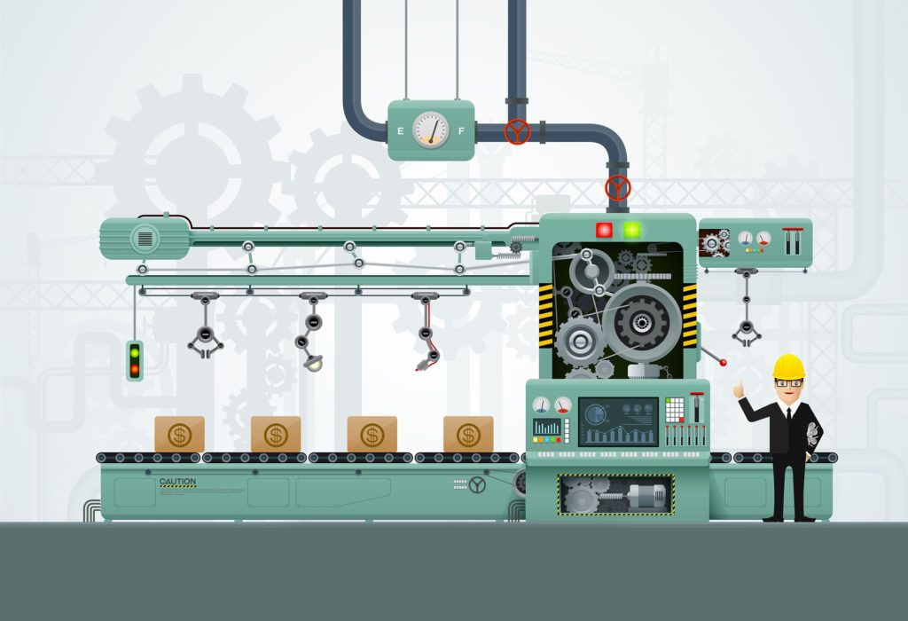 cobot-supply-chain