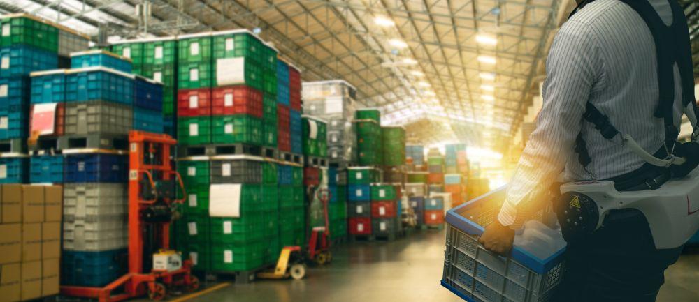 Exosquelette manutention : nouveaux alliés pour votre supply chain ?