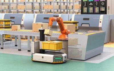 Robot logistique : comment transforme t-il la supply chain au quotidien ?