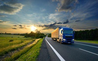 Transport routier de marchandises : tout ce qu'il faut savoir