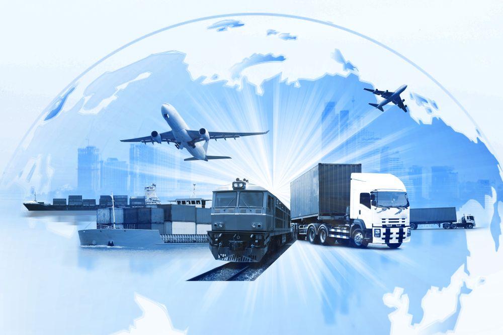 Transporteur international dans le secteur logistique