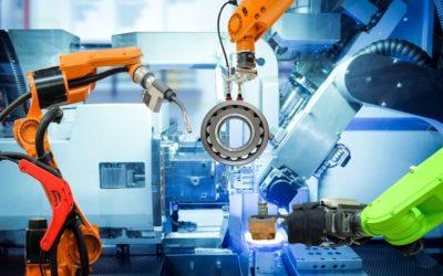 Robot industriel : le leader de la logistique 4.0 ?