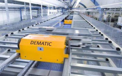 Dematic : des solutions pour une supply chain connectée !