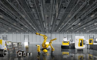 Fanuc, le spécialiste pour automatiser votre supply chain