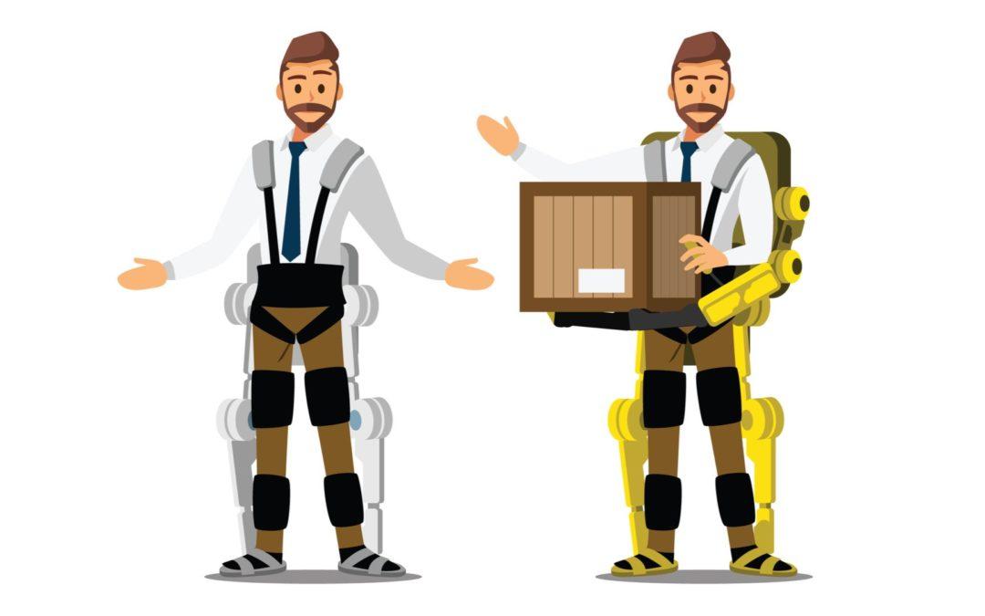 Ergosquelette : comment améliore t-il les performances de votre supply chain ?