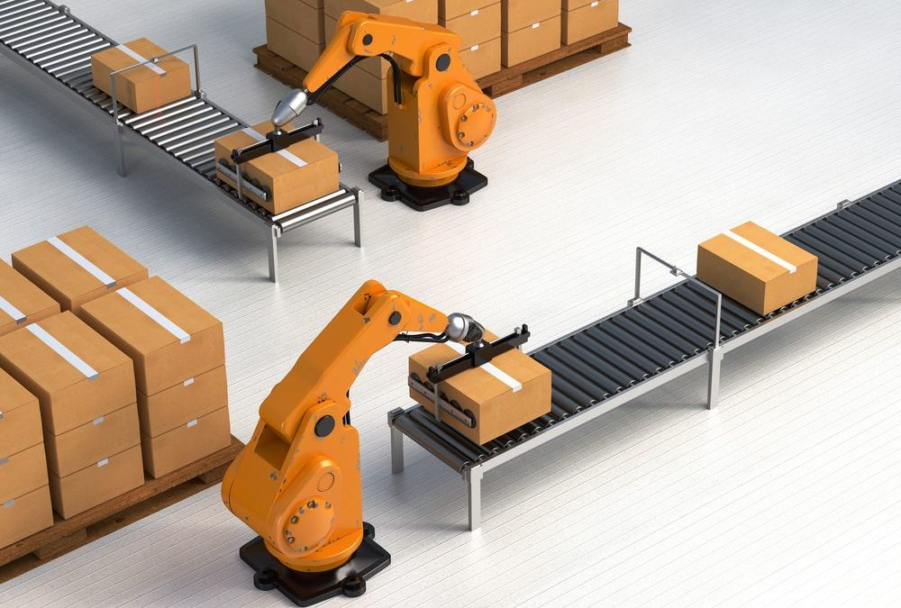 Robotique collaborative : une innovation majeure pour votre supply chain !
