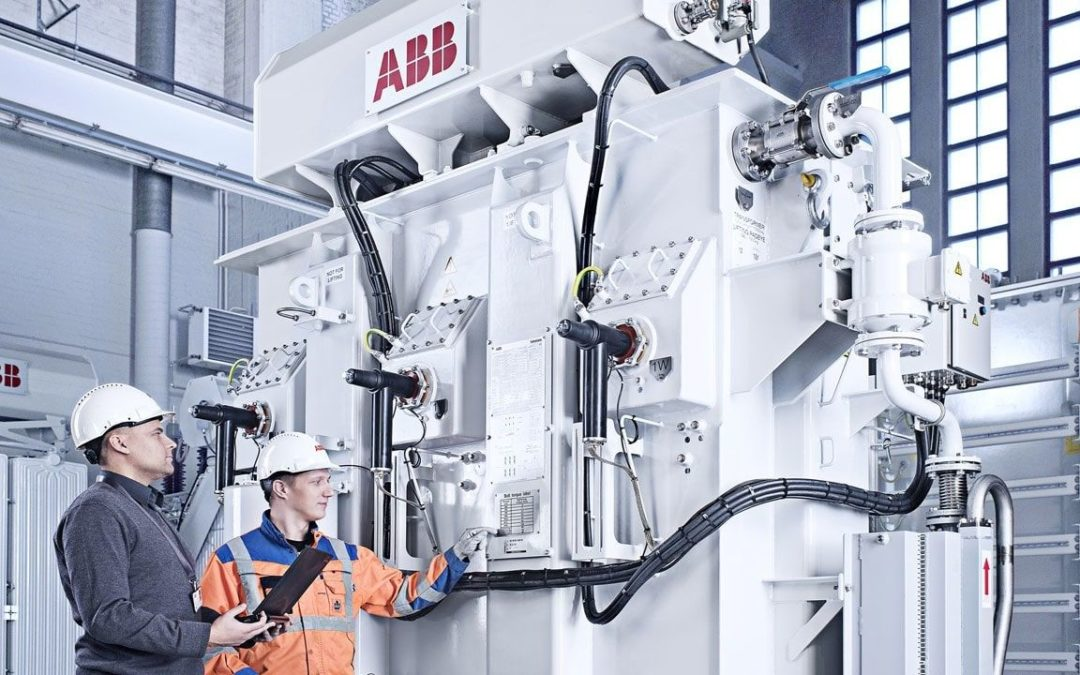 ABB : leader des technologies de pointe au service de la supply chain