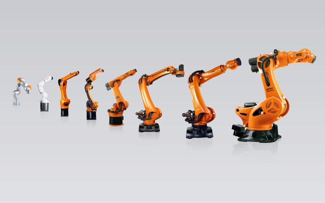 Kuka Robotics : des solutions d'automatisation pour votre supply chain