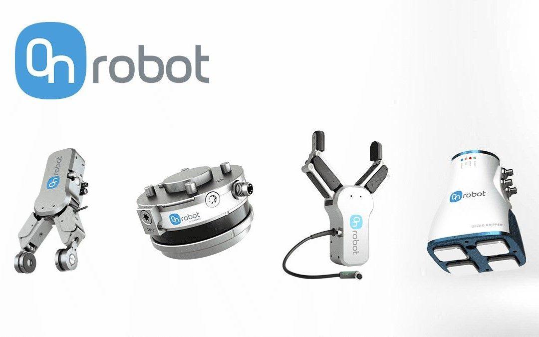 OnRobot : un acteur majeur de la cobotique à découvrir !
