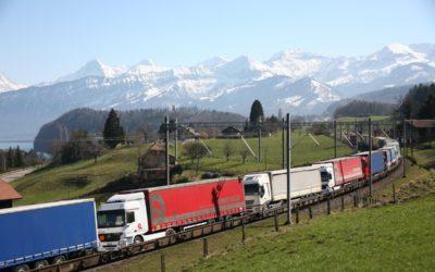 Le transport combiné, une alternative écologique et économique