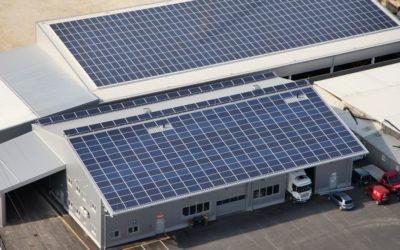 Comment transformer l'immobilier logistique grâce au photovoltaïque ?