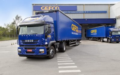 Gefco, un acteur de référence dans le transport et la logistique