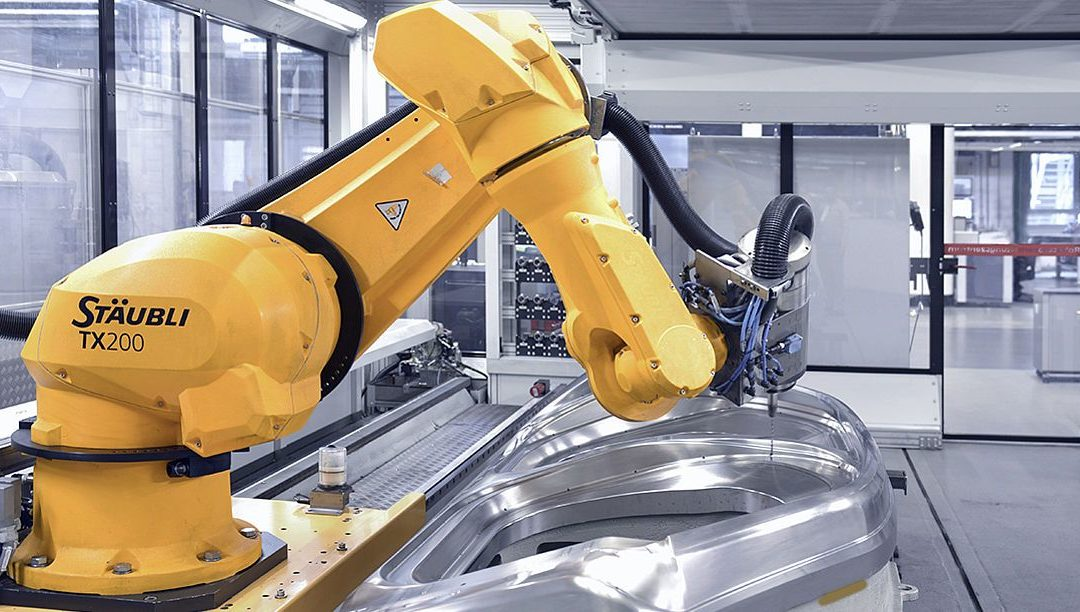 Stäubli : un leader des solutions mécatroniques innovantes !