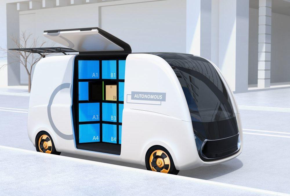 Véhicule de livraison autonome : vers le futur de la Supply Chain ?
