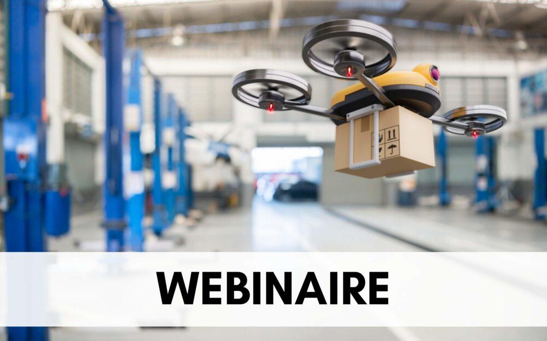 Supply chain : Robotique et véhicules autonomes