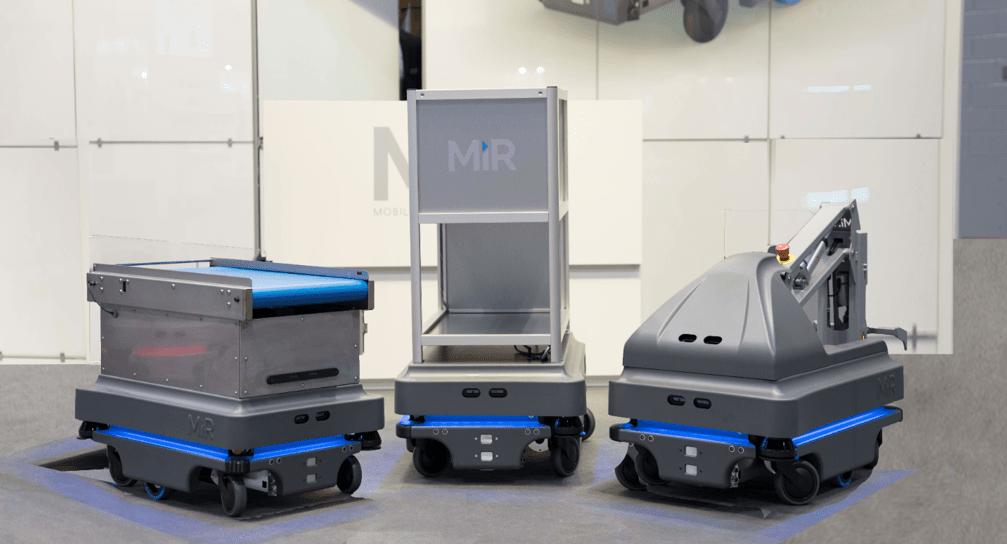 MIR robot : automatiser rapidement vos processus internes !