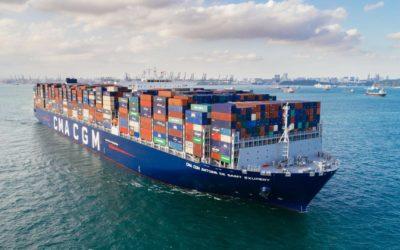 CMA CGM, un leader mondial du transport maritime et multimodal