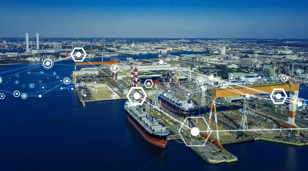 Smart Port : comment penser le port connecté et durable de demain ?