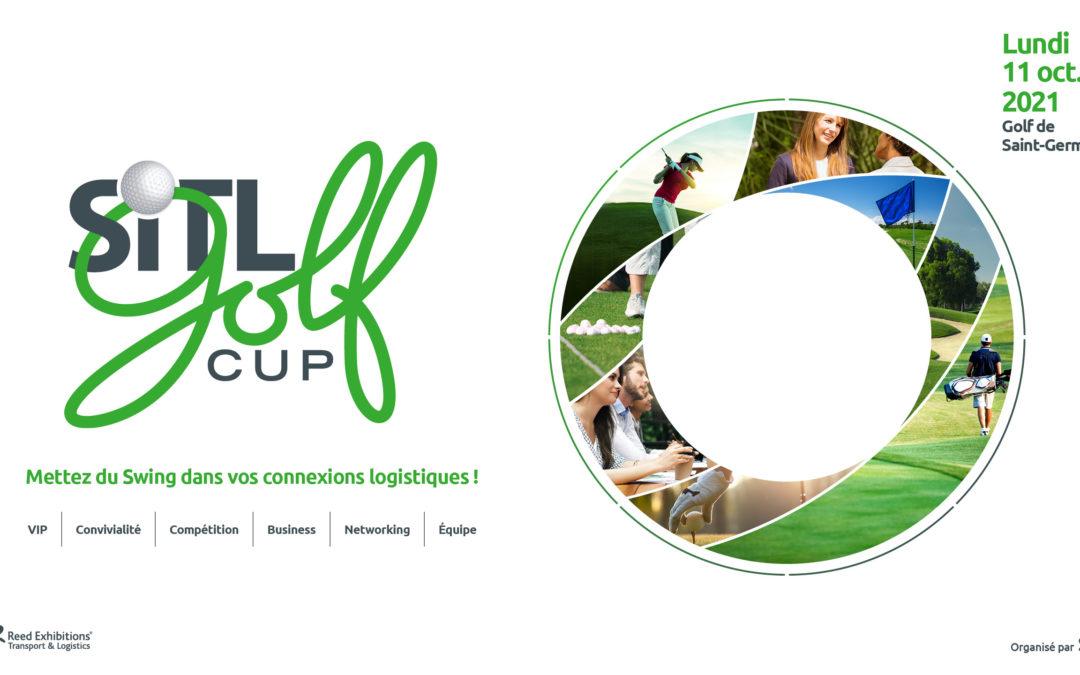 SITL Golf Cup 2021 : mettez du swing dans vos connexions logistiques !