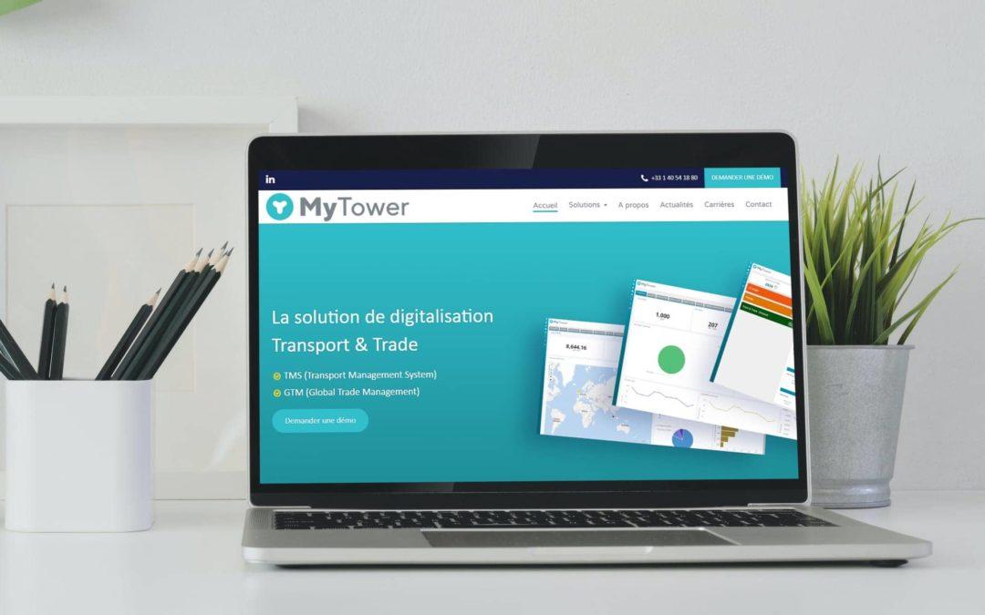 My Tower : la combinaison d'un TMS et d'un GTM pour votre Supply Chain