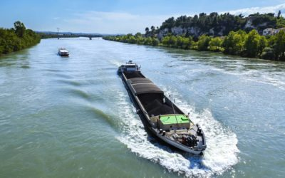 L'État investit 175 millions d'euros supplémentaires en soutien aux voies navigables de France